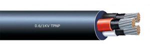 TPNP JIS C 3410 Shipboard Portable Shore Cable