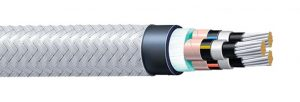 TPYC High Voltage Shipboard Power Armored Cable