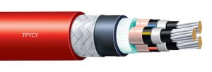 TPYCY High Voltage Shipboard Power Armored Cable