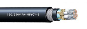 MPYCY-S Individual Shielded Shipboard Signal Cable