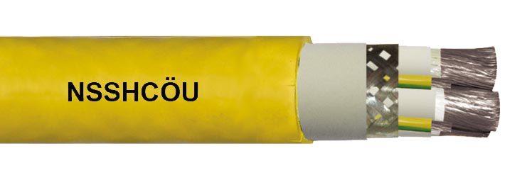 NSSHCOU Mining Cable 0.6 1KV
