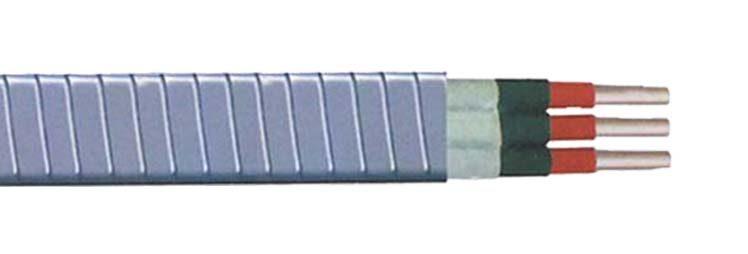 EPDM NBR QYEN Flat Electrical Submersible Pump Cable